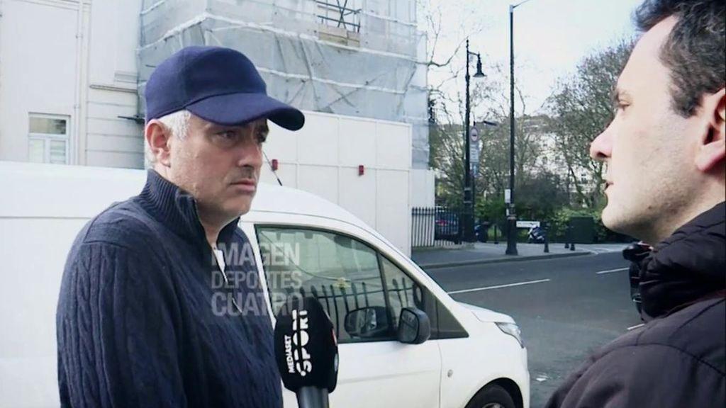 """Mourinho se ofrece al Madrid en Deportes Cuatro: """"No tendría problema en volver"""""""