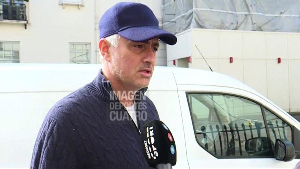 """Mourinho, en Deportes Cuatro, sobre su etapa en el Madrid: """"He mejorado como entrenador y como persona"""""""