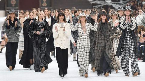 Resultado de imagen para Chanel desfile