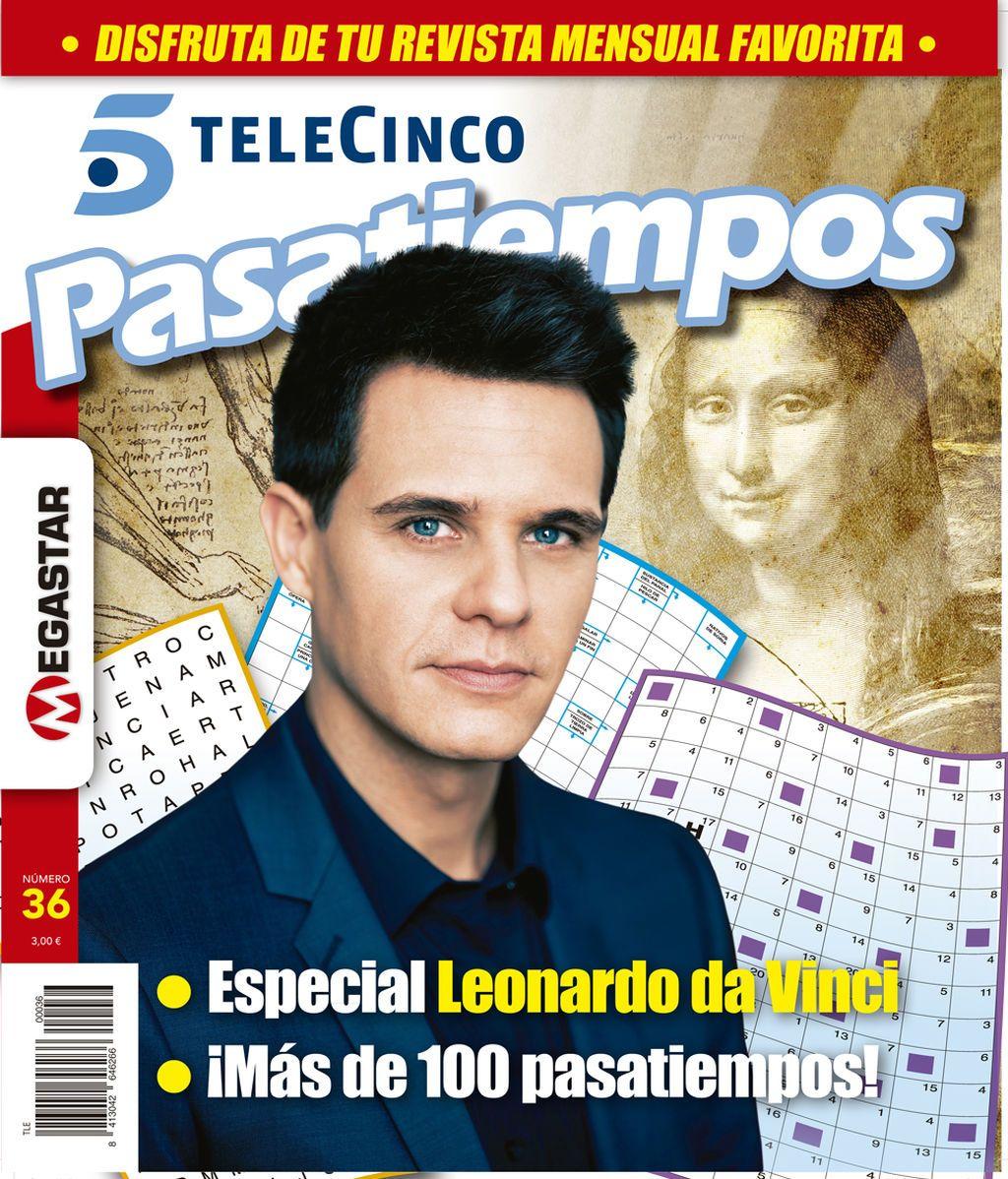 portada pasatiempos telecinco 36