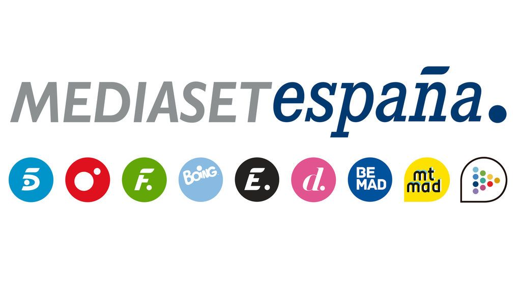 Descarga todos los logos de Mediaset