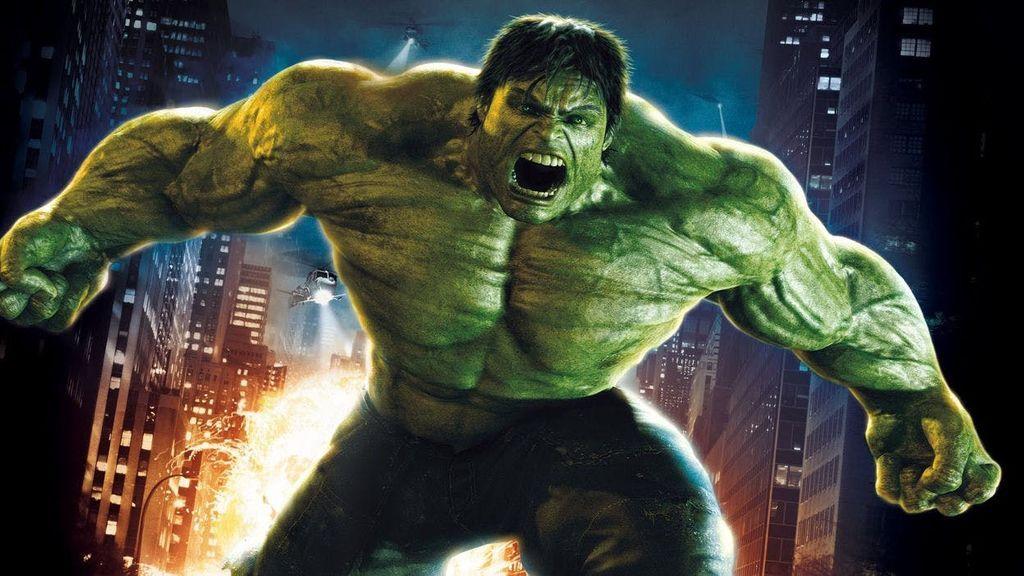 Por qué Hulk es de color verde