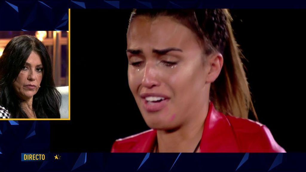 """Sofía se abre en canal en la 'curva de su vida': """"Tuve que ver como mi madre casi pierde la vida por culpa de mi padre"""""""