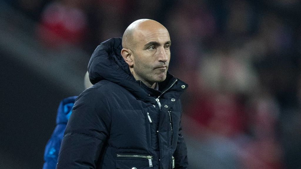 Abelardo, entrenador del Alavés, fue extorsionado por la trama en la que está involucrada Toño, futbolista del Levante