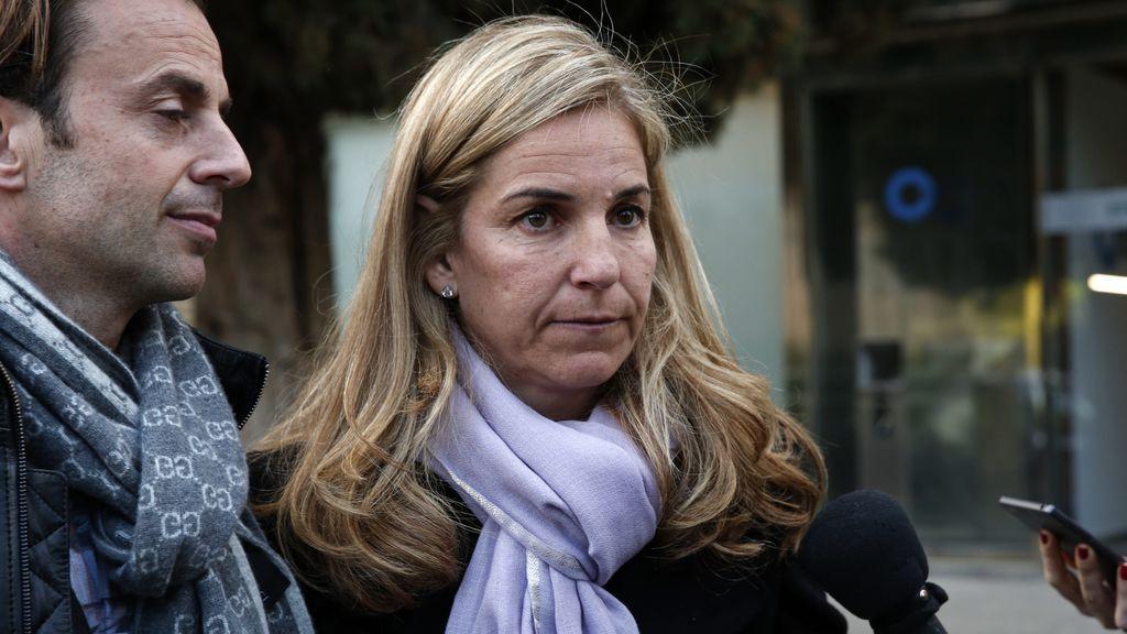 Custodia compartida y cumpleaños juntos: tregua sorpresa en la guerra Arancha Sánchez Vicario y Santacana