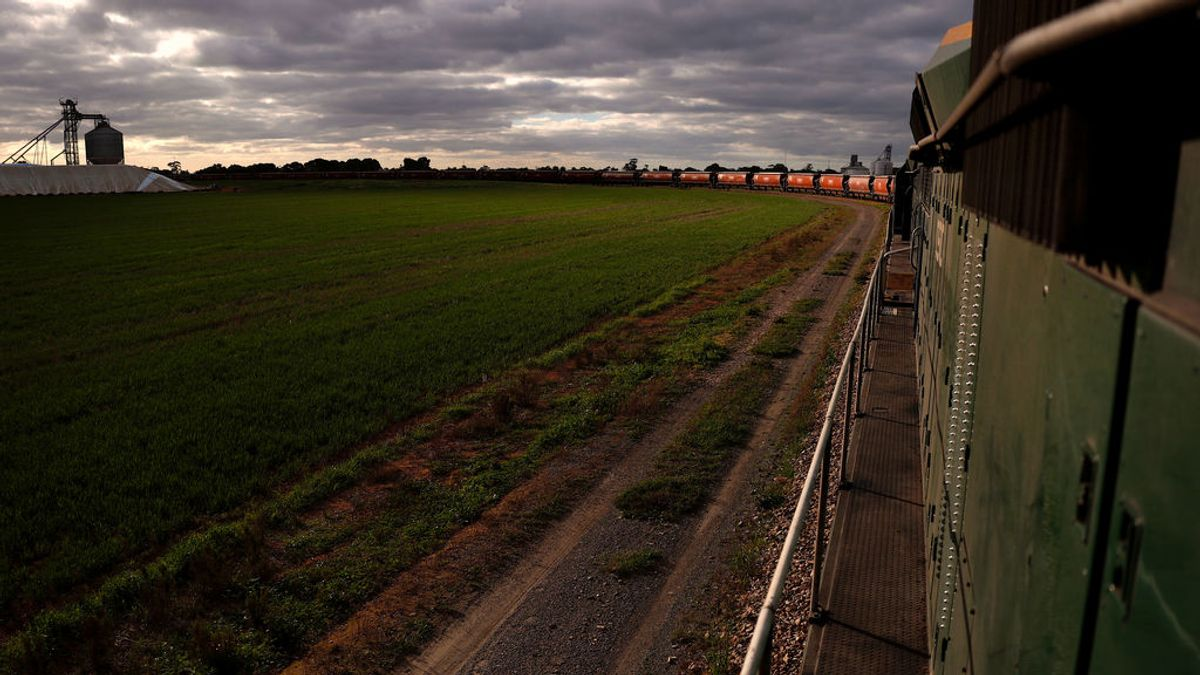 Aluvión de críticas a una pareja al jugarse la vida por una foto fuera del tren