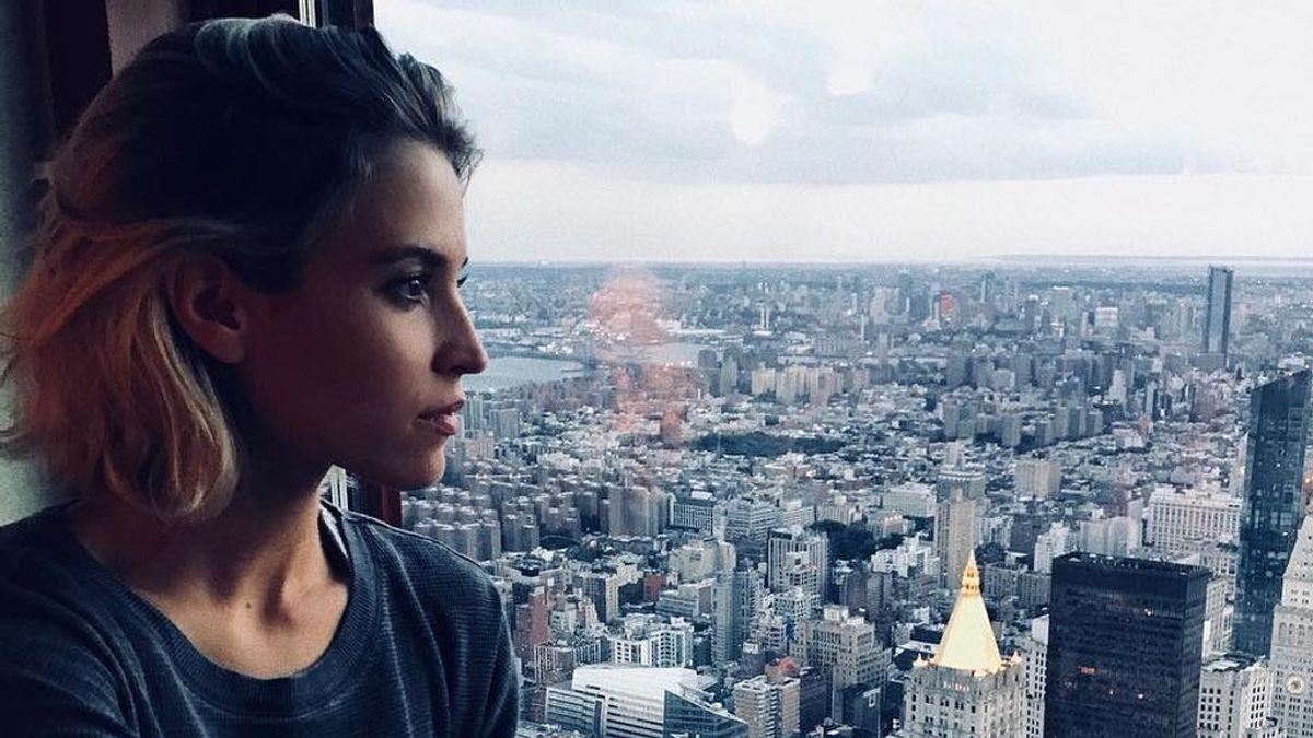 """""""Cuatro años observando desde muy alto"""": el homenaje de Ana Fernández a Santi Trancho en el aniversario de su muerte"""
