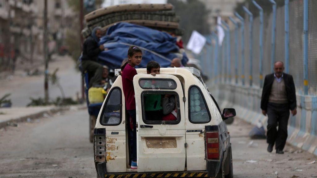 Siria al último asalto de Baghouz que marca la caída del Estado Islámico 23f83c9a22e