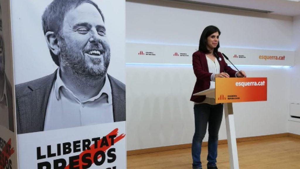 Junqueras será el candidato de ERC el 28A pese a estar en prisión preventivaju
