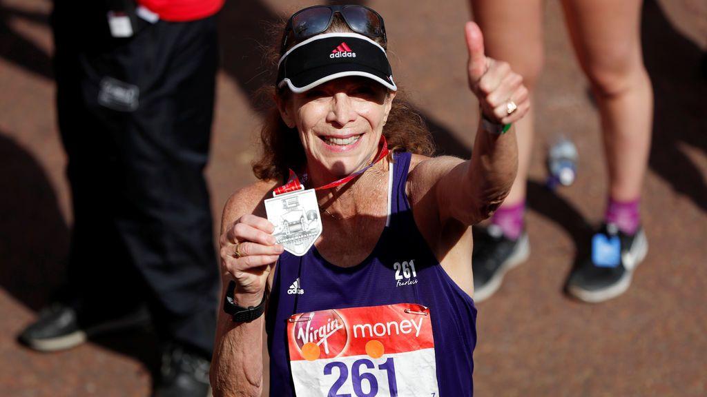 Kathrine Switzer, la primera maratoniana de la historia que luchó contra las desigualdades