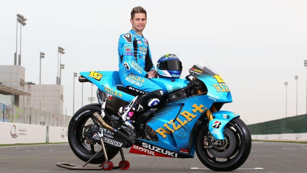 Álvaro Bautista, expiloto de MotoGP.