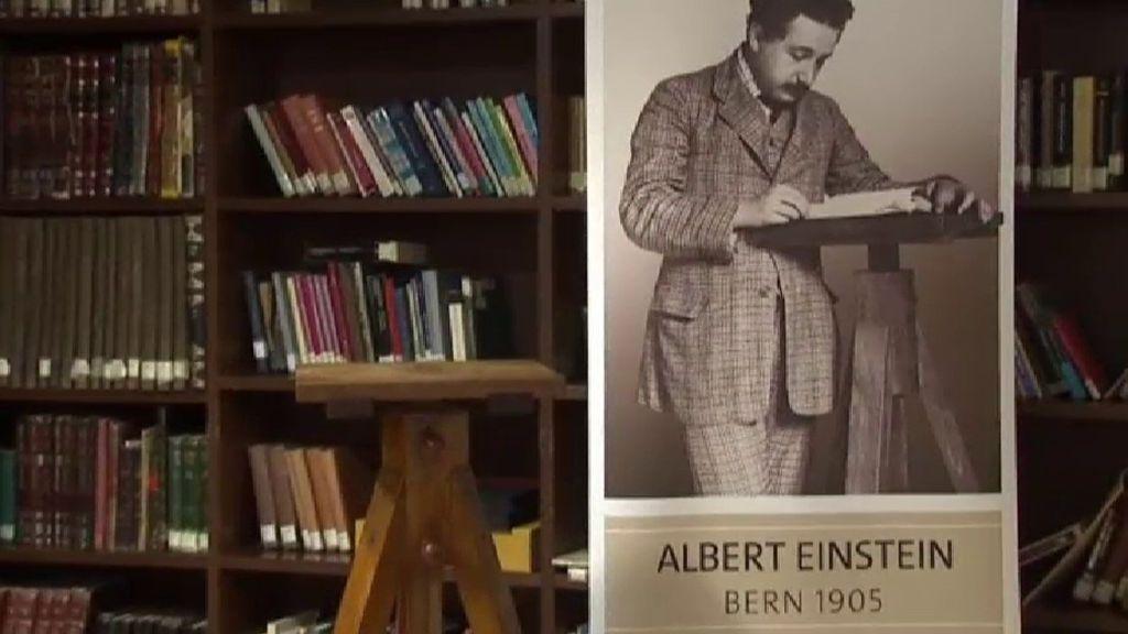 Salen a la luz  documentos profesionales y personales inéditos del físico Albert Einstein