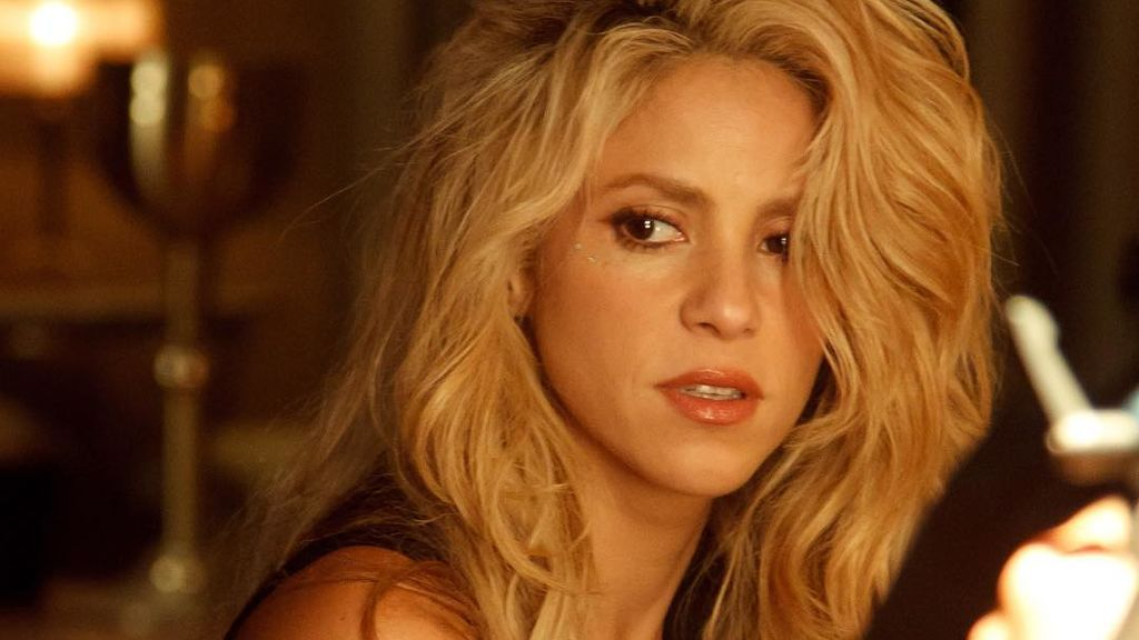 El nostálgico remenber familiar de Shakira en Instagram