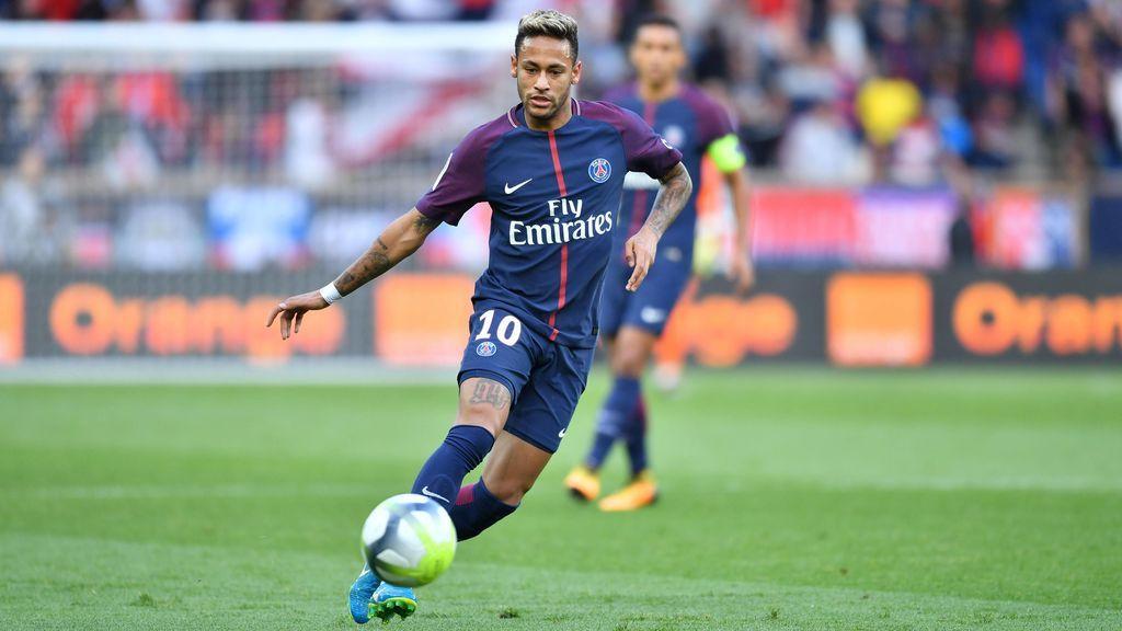 El partido del PSG narrado por los memes de Neymar