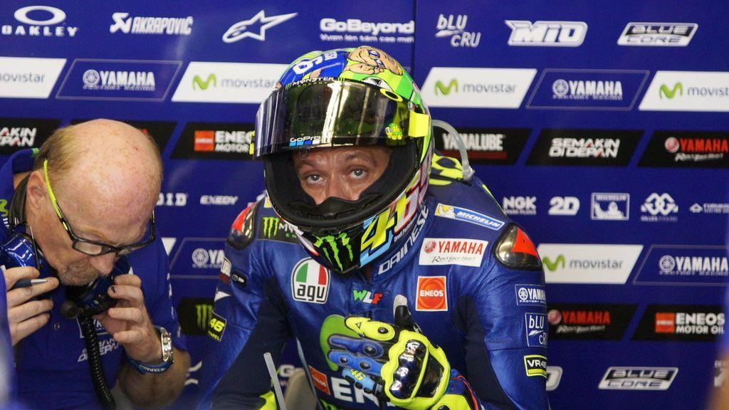 """Rossi sobre Márquez y Lorenzo: """"tener a dos campeones en el mismo equipo tiene más ventajas que desventajas"""""""