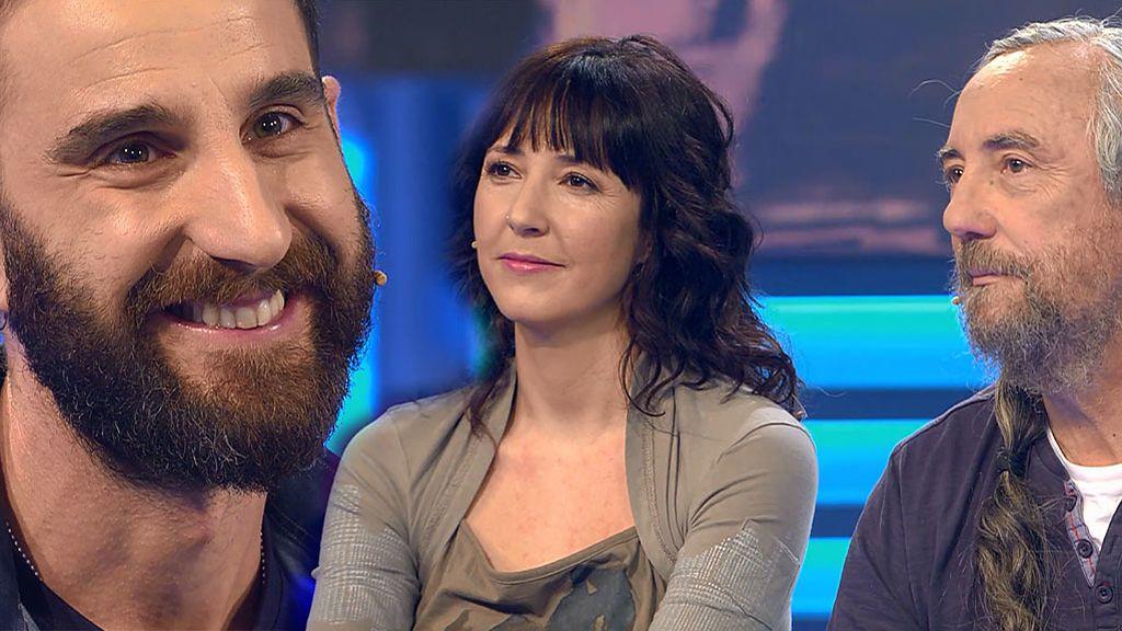 Dani Rovira sorprende a Guillermo y Marta por su gran labor animalista