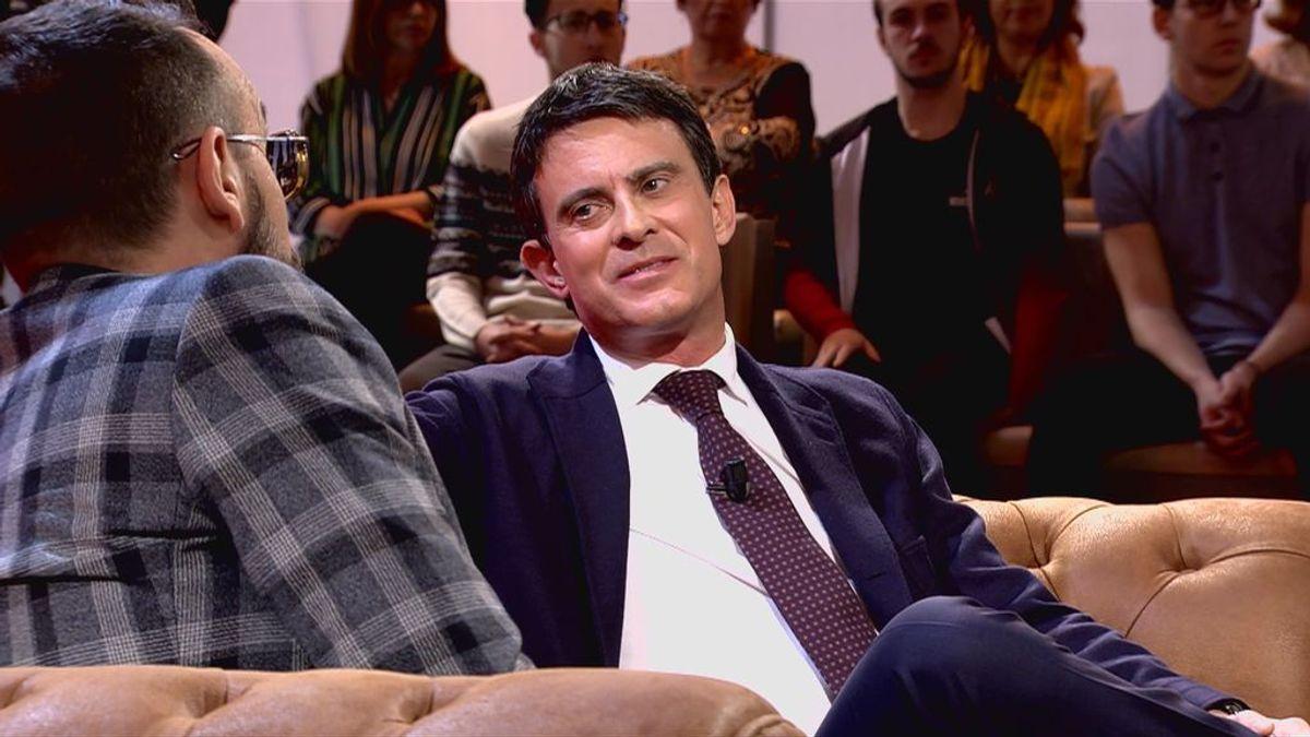 Manuel Valls se defiende de los escándalos: acusado de racista y de haber abandonado a su hermana exdrogadicta