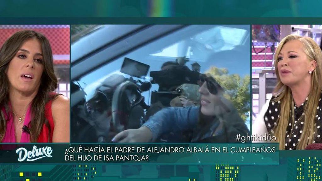"""El zasca de Belén Esteban a Anabel: """"Ésta es tu prima, qué poca dignidad"""""""