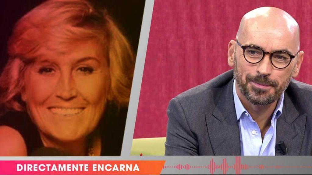 Encarna Sánchez acusó a Diego Arrabal de intentar envenenarla: los audios y la versión del paparazzi