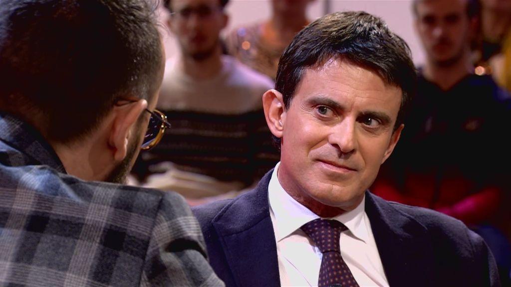 Charla completa con Manuel Valls
