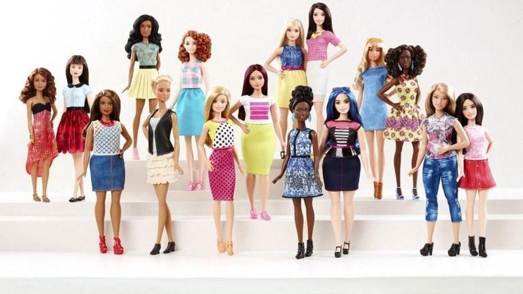 Barbie cumple 60 años y ya no es más que una 'niña bonita'