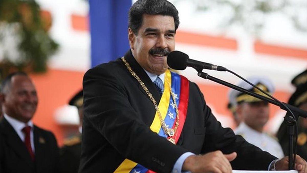 """Maduro afirma que el suministro se reestablecerá en las próximas horas tras """"los ataques cibernéticos"""""""