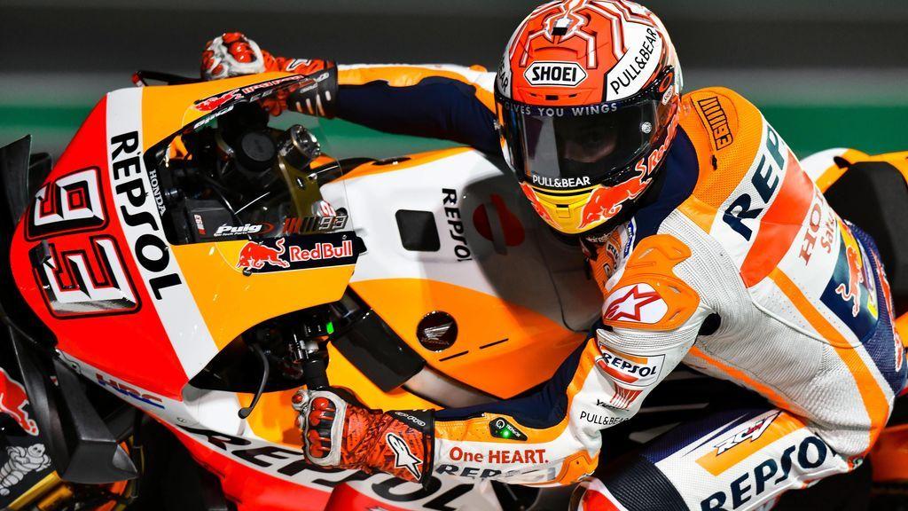 Sigue minuto a minuto el Gran Premio de Qatar del Mundial de MotoGP