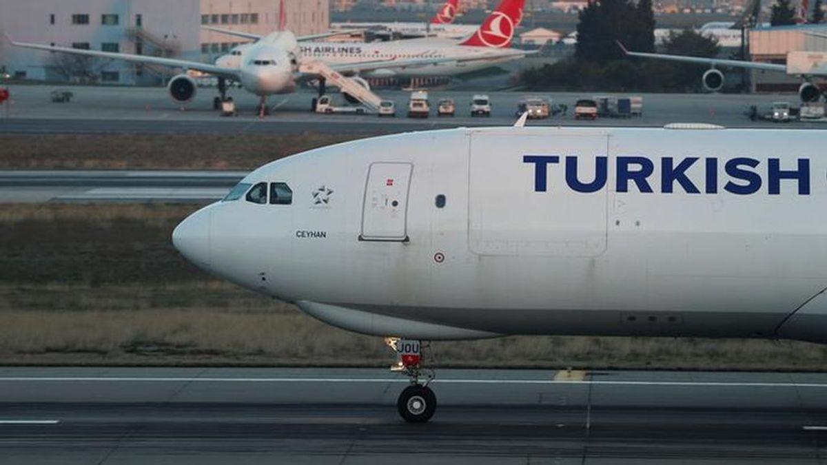 Al menos 30 heridos tras las turbulencias de un vuelo entre Estambul y Nueva York