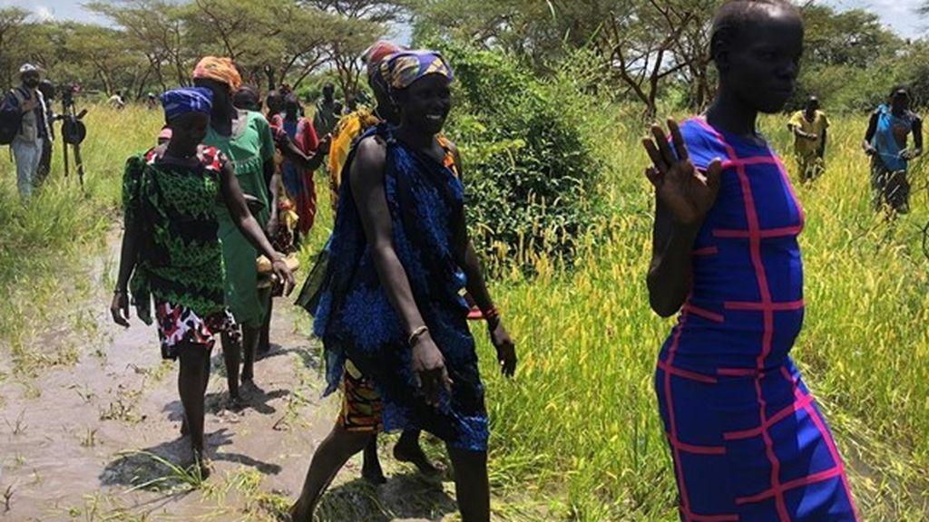 Condenan a nueve mujeres a 20 latigazos y un mes de prisión en Sudán