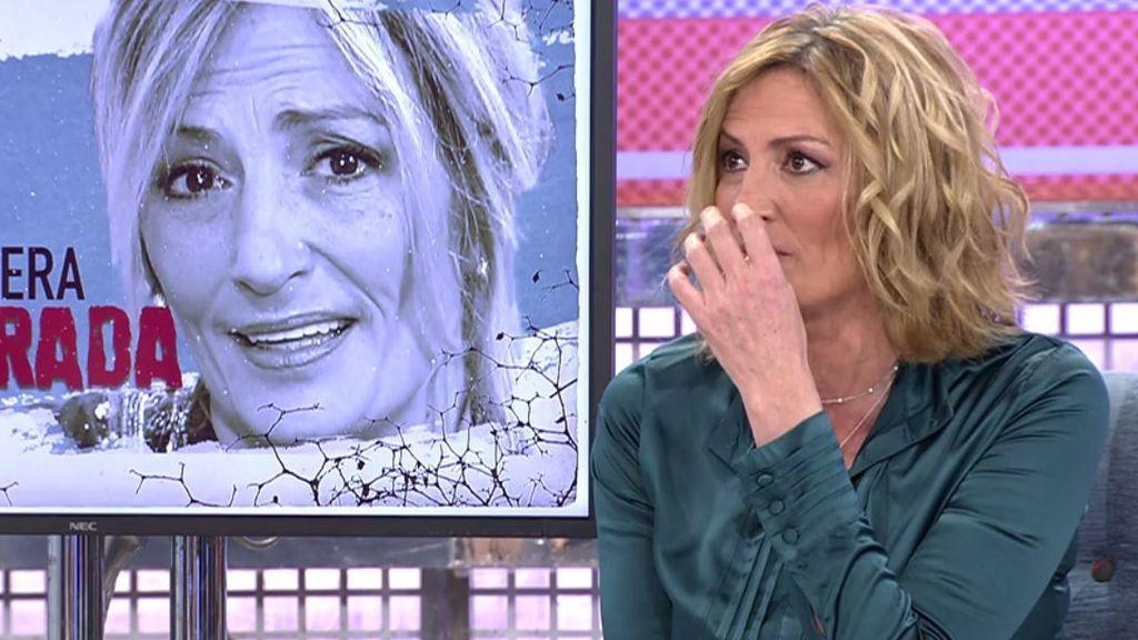 """Mª José Galera, de la mala relación con sus padres: """"Me están castigando por mis errores"""""""