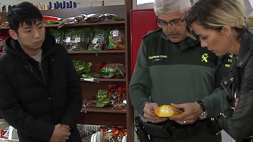 La lucha contra la comida de contrabando: Cuidado, los productos deben estar etiquetados y en castellano