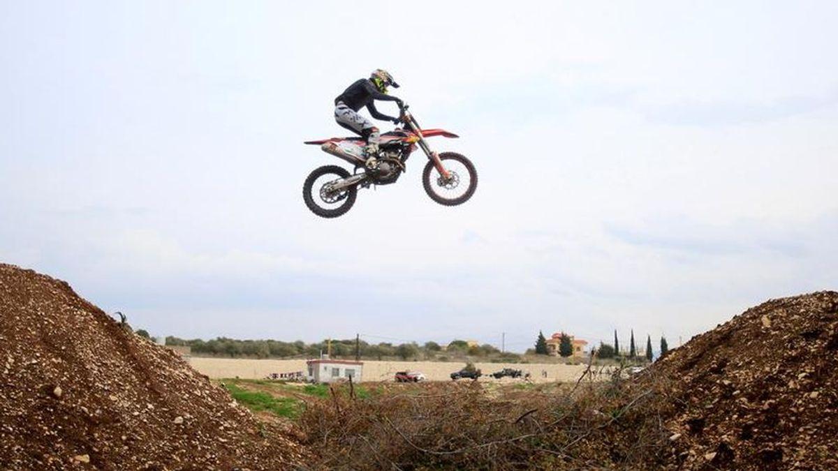 Muere un joven de 23 años tras sufrir una caída en un circuito de motocross