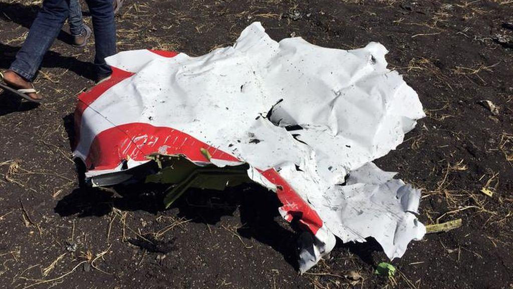 Confirman que dos españoles se encuentran entre los 157 fallecidos en el accidente de avión en Etiopía