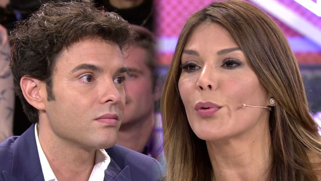 Ivonne Reyes no niega haber cogido el ADN de Pepe Navarro con la ayuda de un detective
