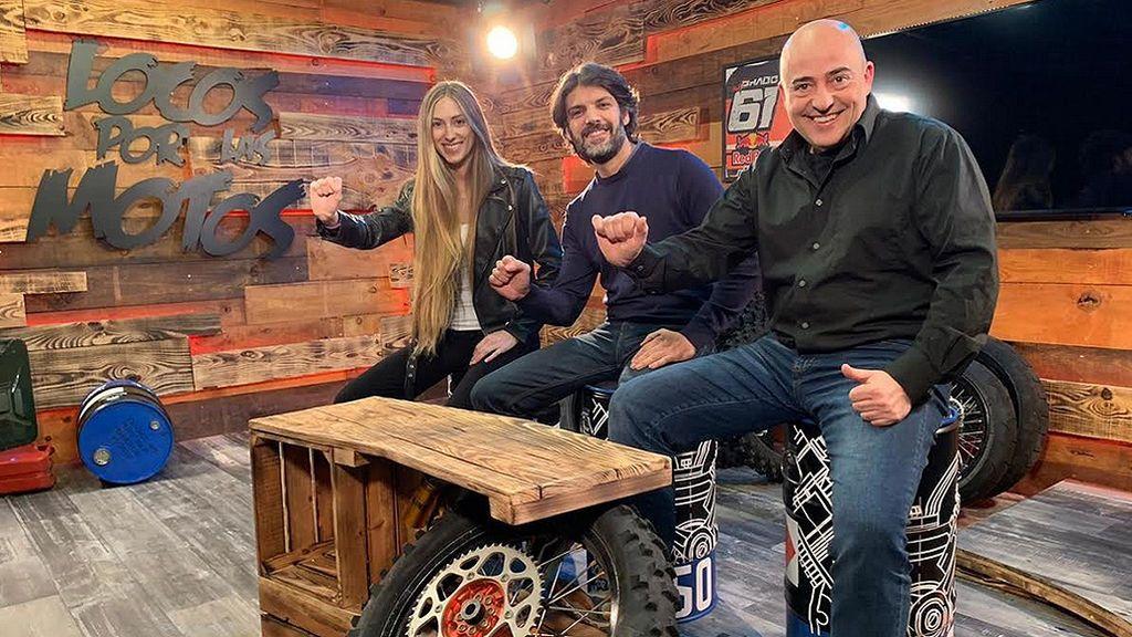 'Locos por las motos', los sábados a las 9:30 horas en BeMad Sport