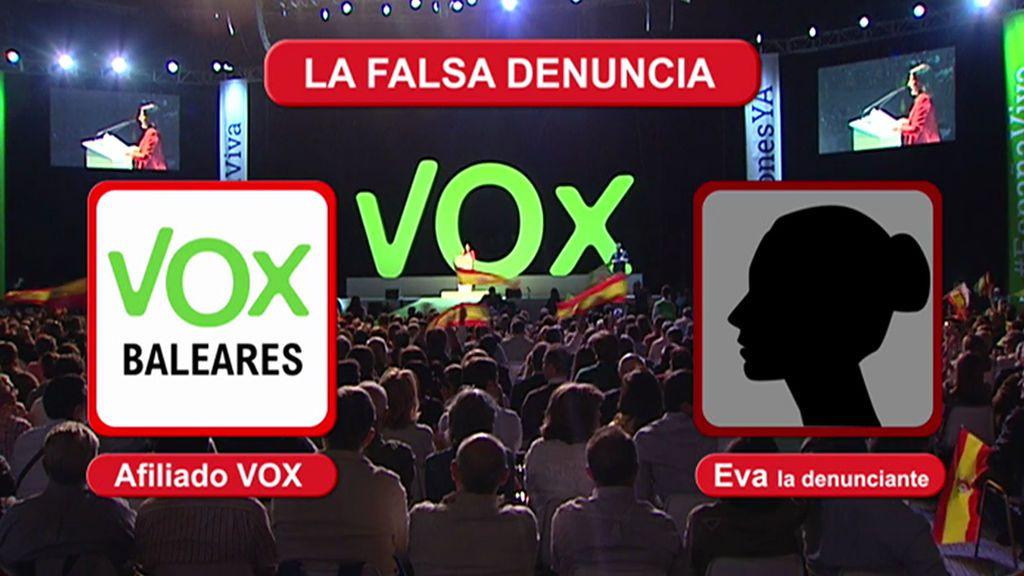 Exclusiva | Los mensajes de la votante de VOX sobre el bulo de la agresión feminista