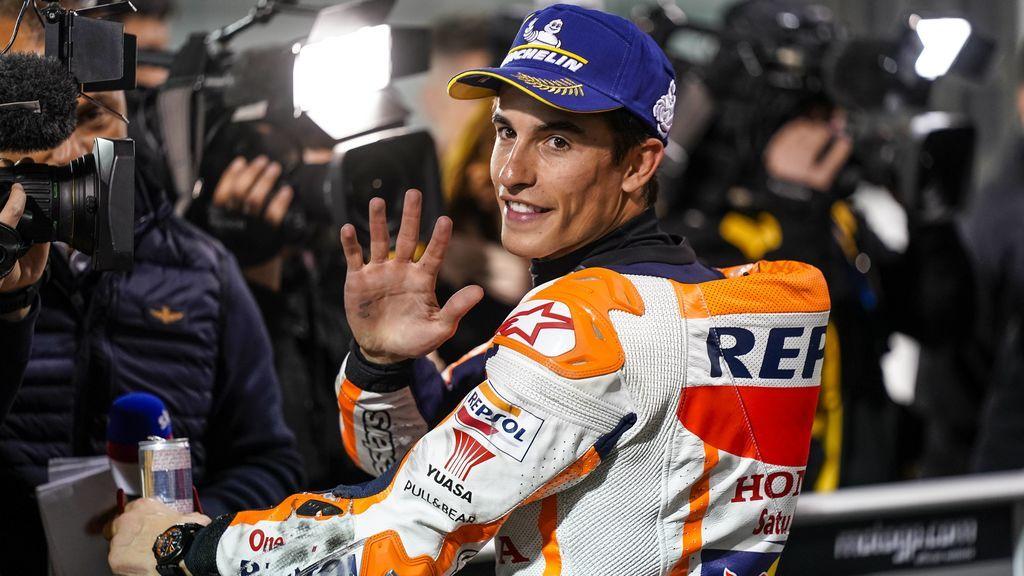 El mensaje de Márquez a Dovizioso tras la victoria del italiano en Qatar y la reclamación a Ducati