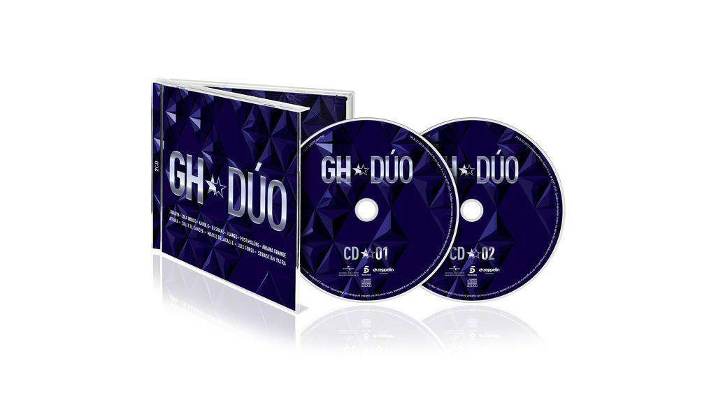 Baila los éxitos del momento con el nuevo Doble CD de GH DÚO