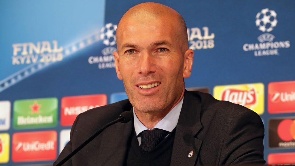 Sigue en directo la presentación de Zidane como nuevo entrenador del Real Madrid  a las 20.00 horas