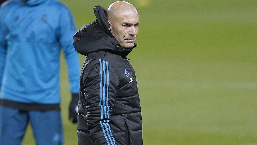 ¿Es Zidane la solución a la crisis del Real Madrid?