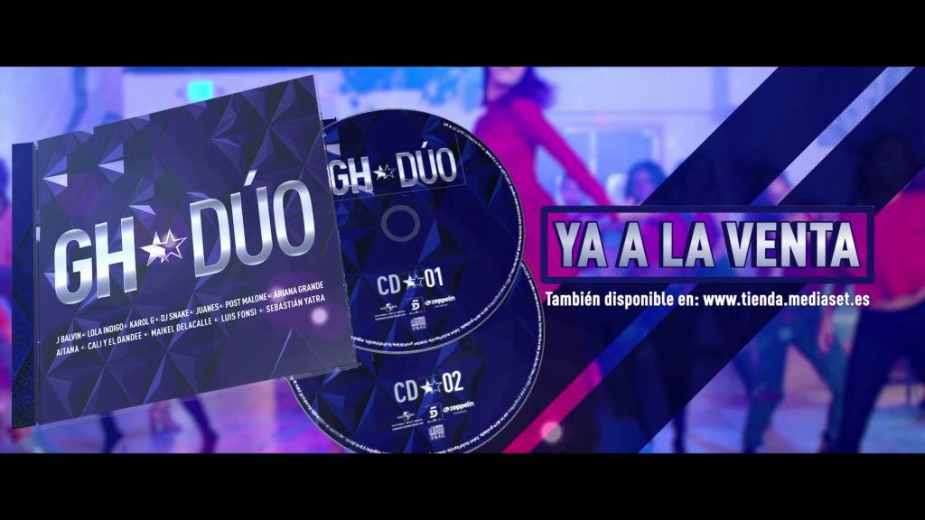 Nuevo disco GH VIP 2019 con todos los éxitos que suenan ...