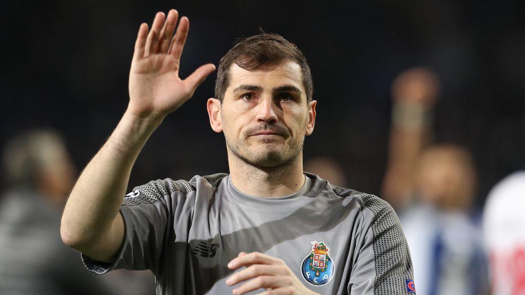 El recuerdo de Iker Casillas a las víctimas del 11-M en el décimo quinto aniversario del atentado en Madrid