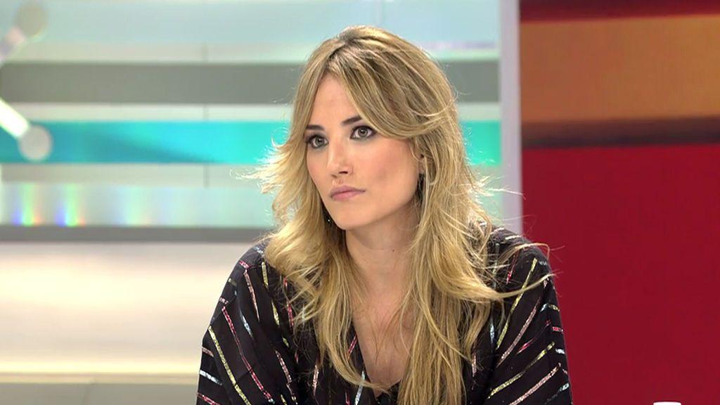 """Alba Carrillo vuelve: """"Lo he pasado muy mal, si me tengo que quedar sola, lo haré"""""""