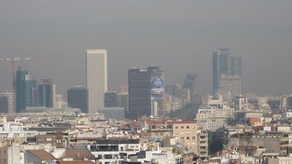 La contaminación del aire mata más que el tabaco: 800.000 personas solo en Europac