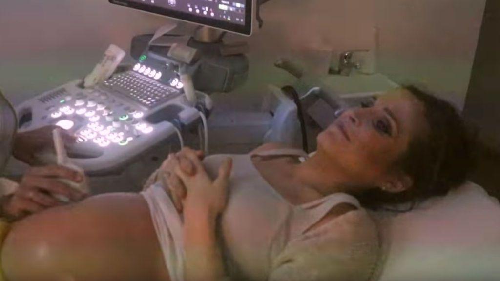 Verdeliss muestra las duras horas previas a su parto prematuro