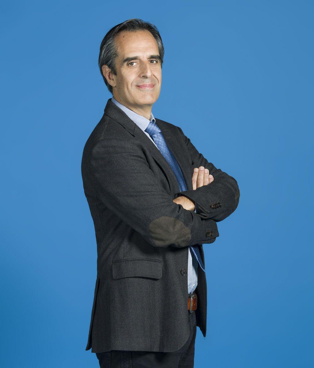 Juan Pedro Valentín, director de División de Informativos