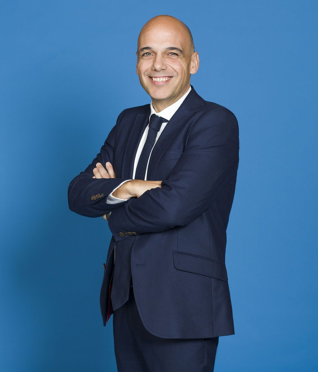Jaime Guerra, director de División Producción 2