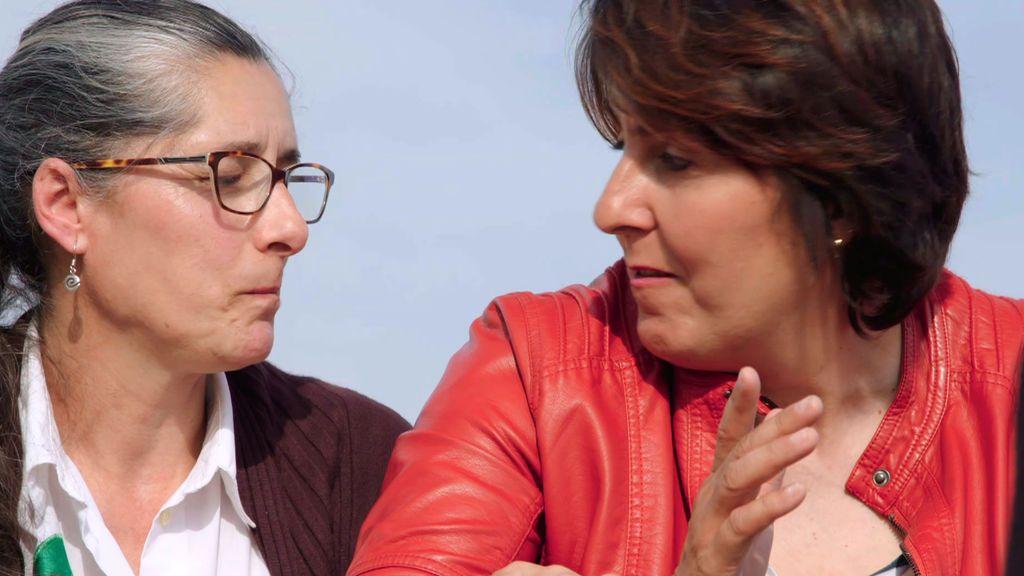 Ramona Maneiro, la mujer que ayudó a morir a Ramón Sampedro, sorprende a Genoveva
