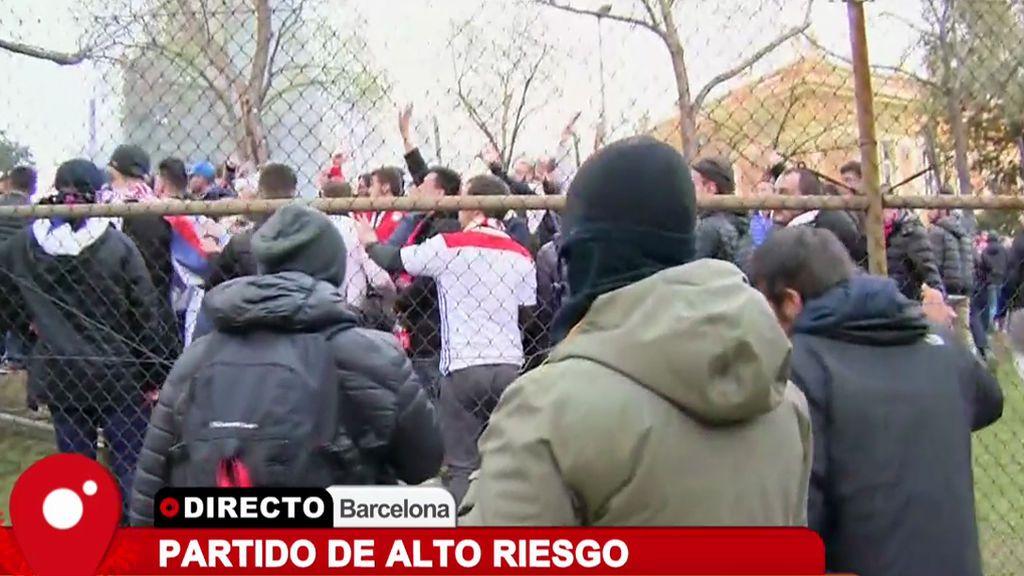 El músculo del Barcelona se llama Arturo Vidal