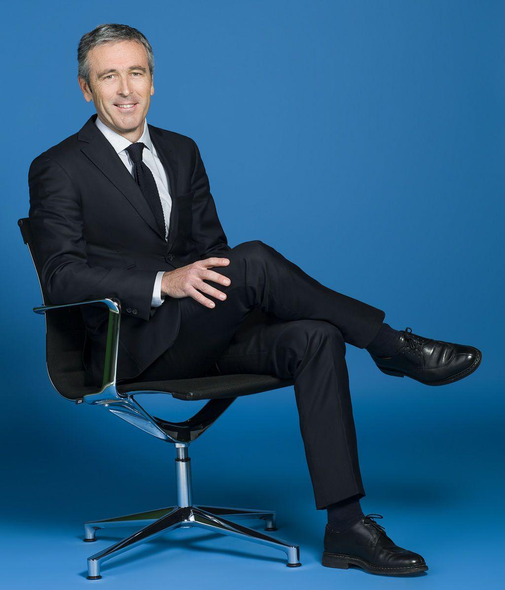 Ghislain Barrois, consejero delegado de Telecinco Cinema y director de División de Adquisiciones